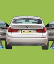 Holographic Emblem Car Door Light Projector (mini 40mm)