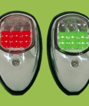 LED Nav Lights Red-Green 2