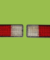 Tail Lights Stop, Tail, Indicator, Reverse 1pr 10-30v DC