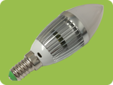 E14 Dimmable Candle Bulb