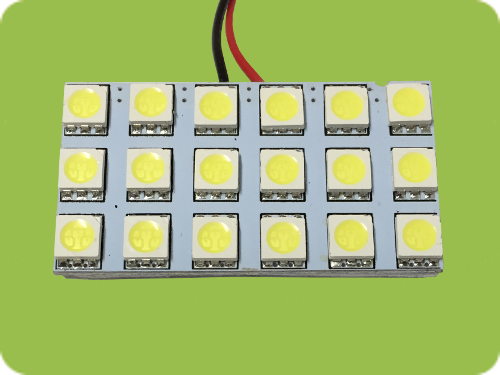 Pcb 18x5050smd Led White Acdc Led Lights