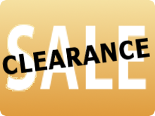 Sales and Clearance Items