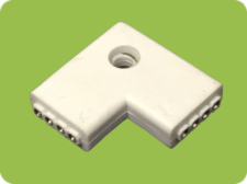 L Connector 4-Pin Female