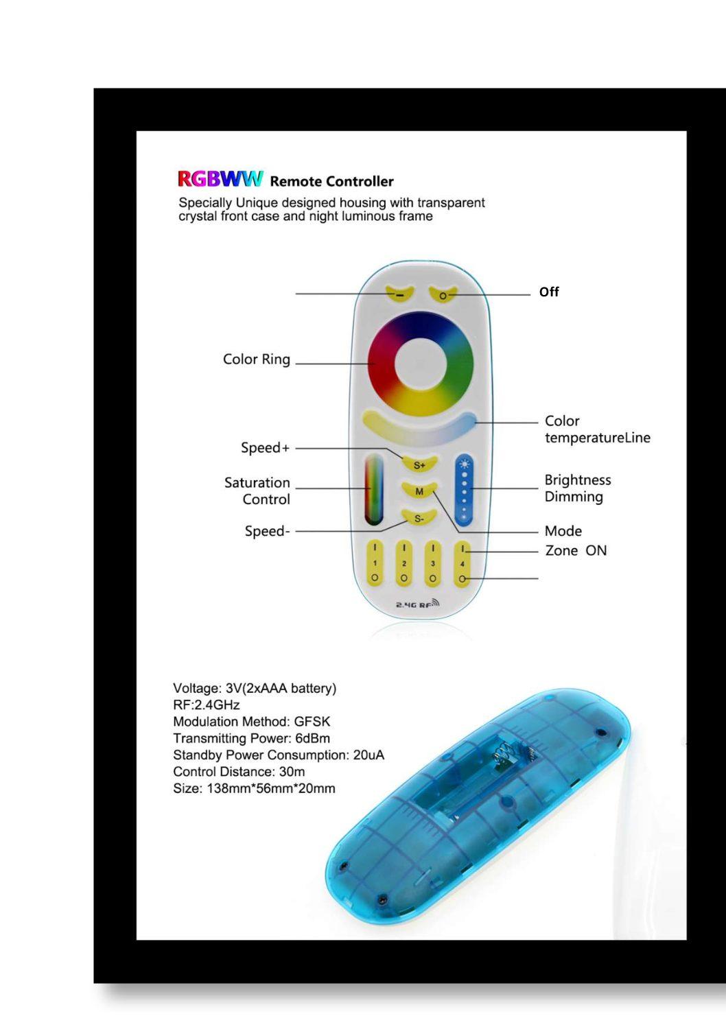 RGBWW FUT0921